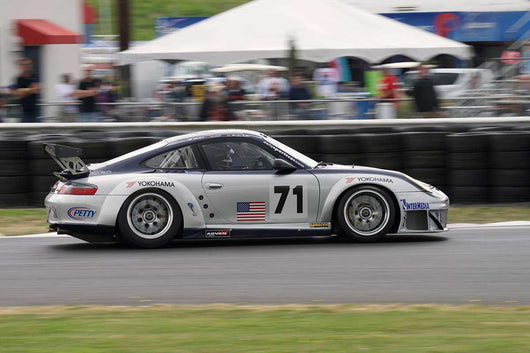 Wade Carter with 2004 Porsche 996 RSR in Group 6 & 10 -  at the 2016 Portland Vintage Racing Festival - Portland International Raceway