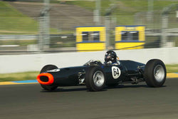 Alberto Fernandez Sr. - 1964 BRM P261 F1 in Group 5 at the 2017 CSRG David Love Memorial - Sears Point Raceway