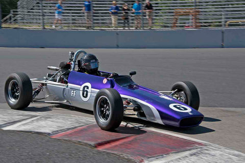 Ron Bonham -  Titan Mk6 in Group 2 at the 2017 SVRA Portland Vintage Racing Festivalrun at Portland International Raceway