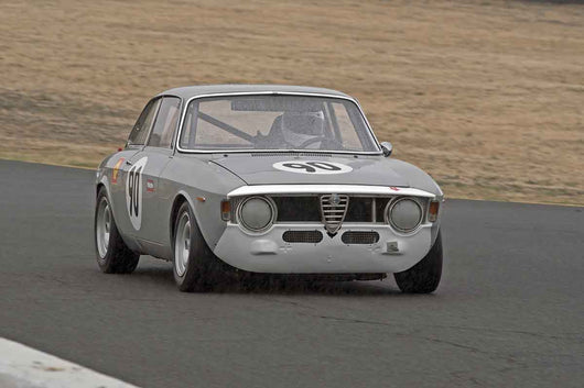 Jeff Hill - 1967 Alfa Romeo Giulia Sprint V in Group 2 -  at the 2016 Charity Challenge - Sonoma Raceway