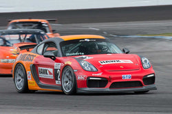 David Roberts - 2016 Porsche GT4 Club Sport - Group 10 at the 2017 Brickyard Vintage Racing Invitational run at Indianapolis Motor Speedway
