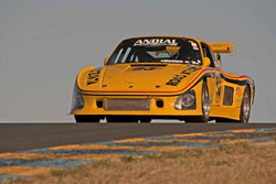 Steve Schmidt - 1976 Porsche 935K3 in 1970-79 IMSA GT Cars - Group 12 at the 2017 SVRA Sonoma Historic Motorsports Festivalrun at Sonoma Raceway
