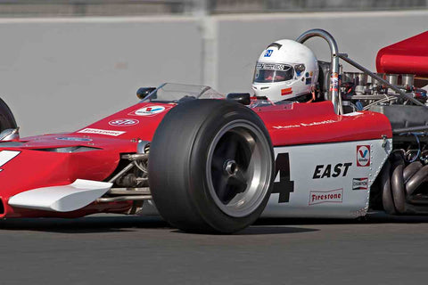 Jonathan Ornstein - 1970 Lotus 70 in Group 7 - F1, F5000, Formula Atlantic & FIA Gp 6&7 at the 2017 CSRG Charity Challenge run at Sonoma Raceway