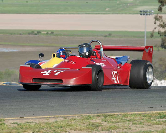 Danny Baker with 1979 Ralt RTwith1 in Group 7  at the 2016 CSRG David Love Memorial - Sears Point Raceway