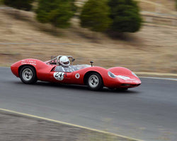 Jay Embree with 1964 Lotus Type 30 in Group 7 - 1959-1966 Sports Racing and 1964-1970 FIA Cars at the 2015 Sonoma Historic Motorsports Festival at Sonoma Raceway