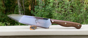 Order a Custom High Grade Stainless Steel Chef Knife