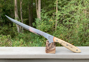 Custom Hand Crafted Fillet Knife