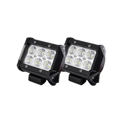 4 Inch CREE LED Light Pod Set