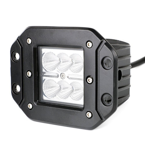 24 Watt CREE Flush Mount Cubes/Pods (Four Pack)