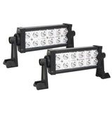 "8"" Straight LED Light Bar Set (Two Pack)"