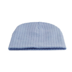 Little Kids Blue Beanie Hat - Gifts Are Blue - 4