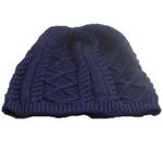 Blue Unisex Slouchy Beanie Hat - Gifts Are Blue - 4