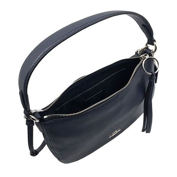 Coach Convertible Handbag and Crossbody Bag, 52548, Open, Midnight Blue