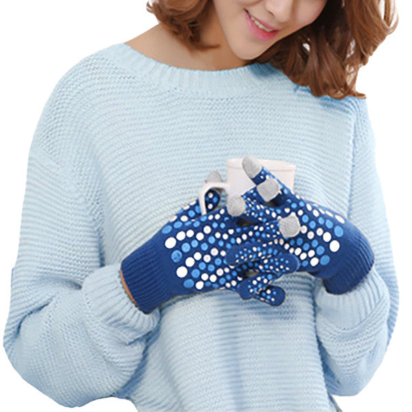 Stylish Touch Screen Gloves
