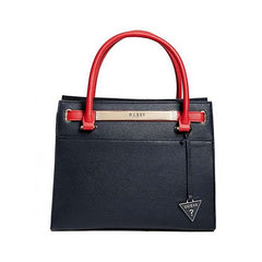Alora Logo Plaque Satchel by Guess