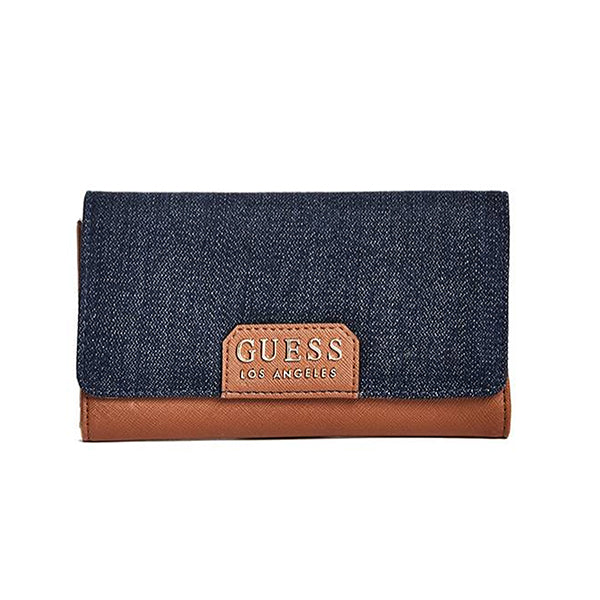 Bellamy Slim Denim Wallet