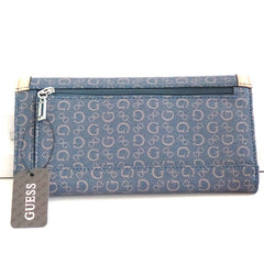 Guess Proposal Slim Women's Wallet, Large - Gifts Are Blue - 2