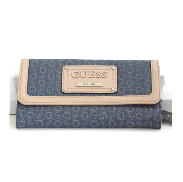 Guess Proposal Slim Women's Wallet, Large