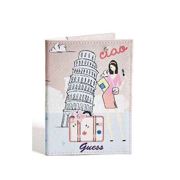 Womens Passport Case, Ciao Style