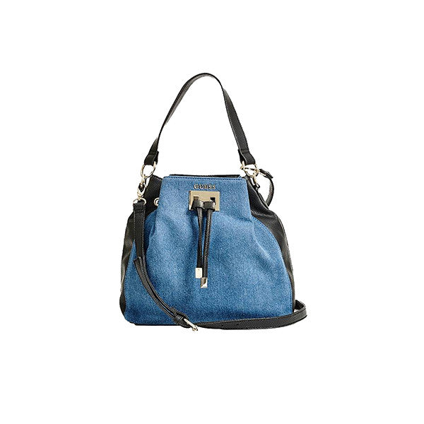 Guess Lexa Bucket Bag - Gifts Are Blue - 1