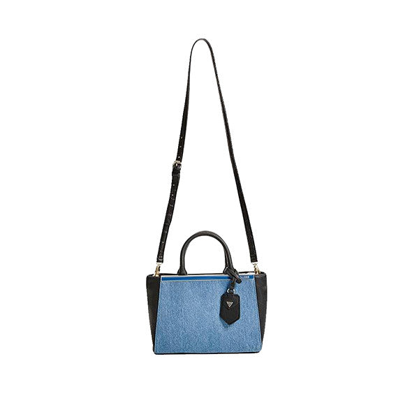 Guess Lexa Crossbody Bag - Gifts Are Blue - 1