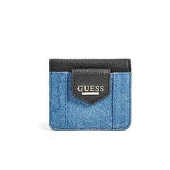 Guess Lexa Wallet - Gifts Are Blue - 1