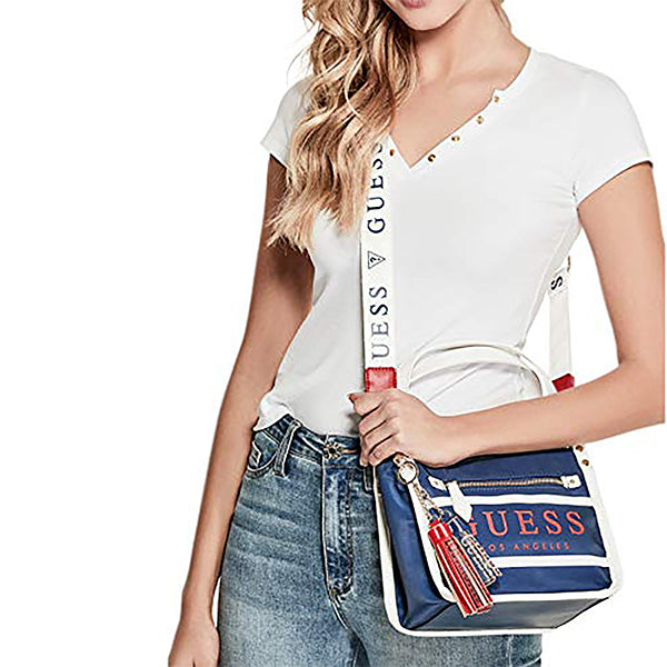 Guess Marisoll Logo Crossbody Gym Bag