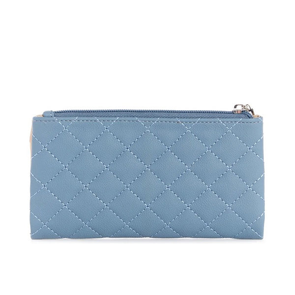 Guess Maxwell Quilted Foldover Wallet, LE757459, Back View, all SKUs
