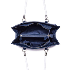 Meridaa Zipper Satchel by Guess