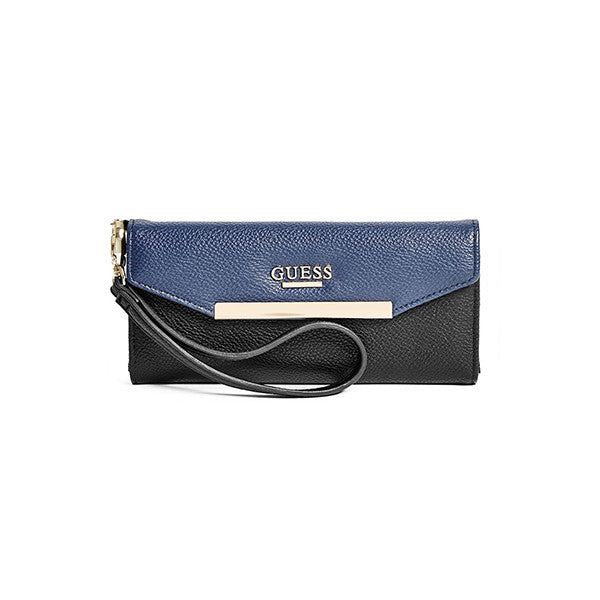Mila Color-Blocked Tech Wristlet