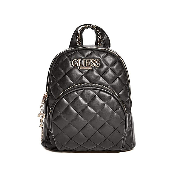 Guess Radiante Backpack, Small, DX19135, Main, Black