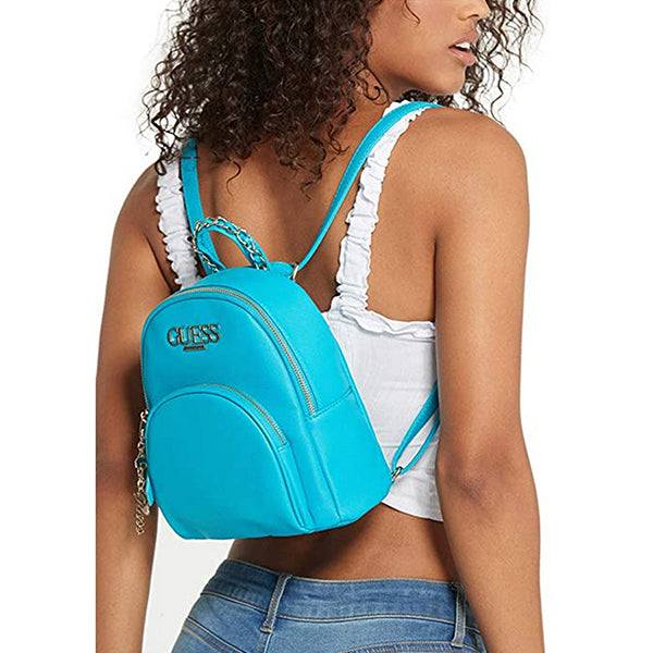 Guess Radiante Backpack, Small, DX19135, Model, Blue