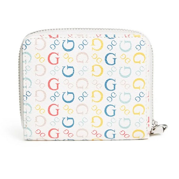 Guess Sibley Small Zip Around Wallet PR784855 Backview