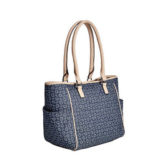 Tallahassee Denim Logo Tote - Gifts Are Blue - 2