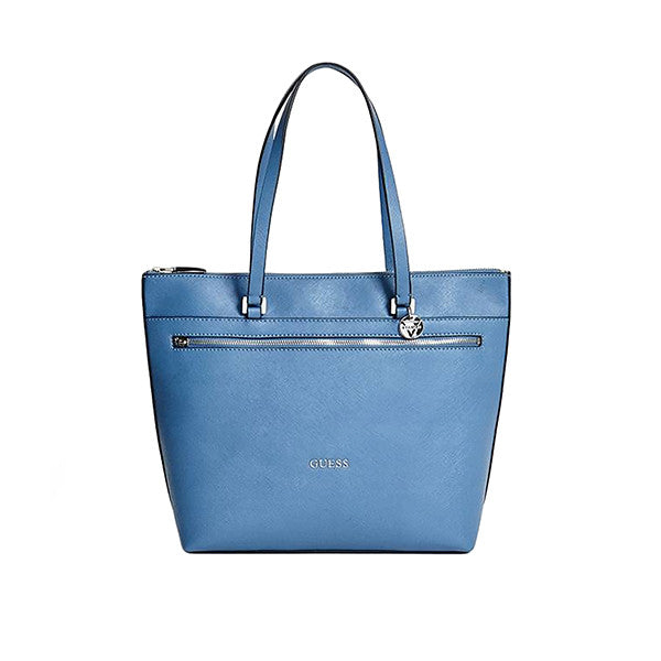 Guess Grants Pass Tote - Gifts Are Blue - 1