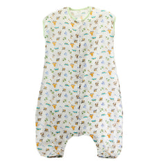 Infant Cotton Sleep Romper - Gifts Are Blue - 2