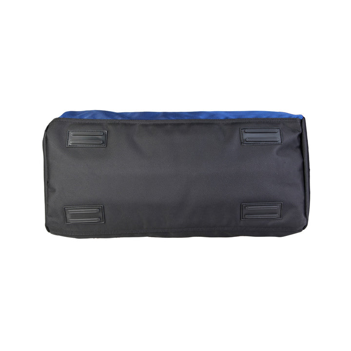 Sparco Blue Gym and Travel Bag - S6_BLU, Bottom, Blue