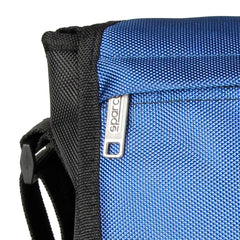 Sparco SL Blue Crossbody Messenger Style Laptop Bag