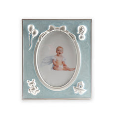 Blue Baby Photo Frame - 4x6