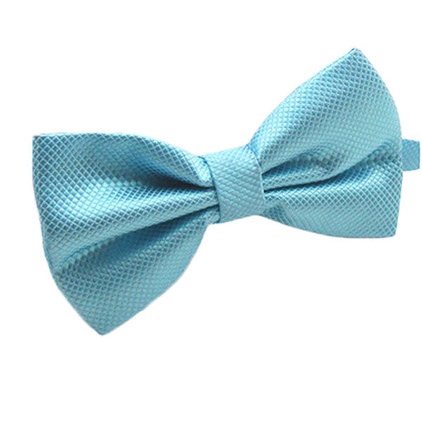 Bow Tie Packages for Wedding and Formal Events, Pre-Tied - Gifts Are Blue - 1