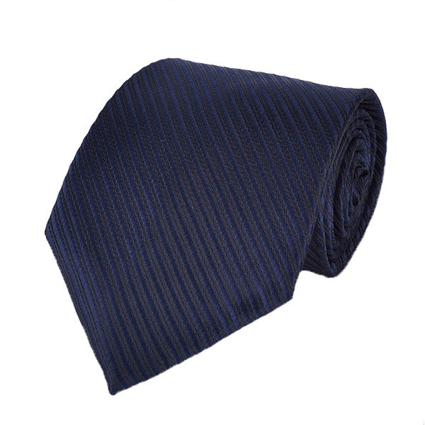 Mens Formal Slim Arrow Designer Blue Tie, SA34
