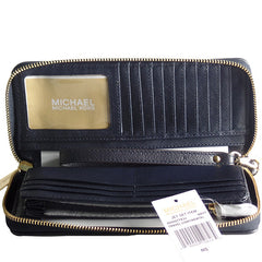 Michael Kors Jet Set Travel Continental Wristlet Wallet - Gifts Are Blue - 4