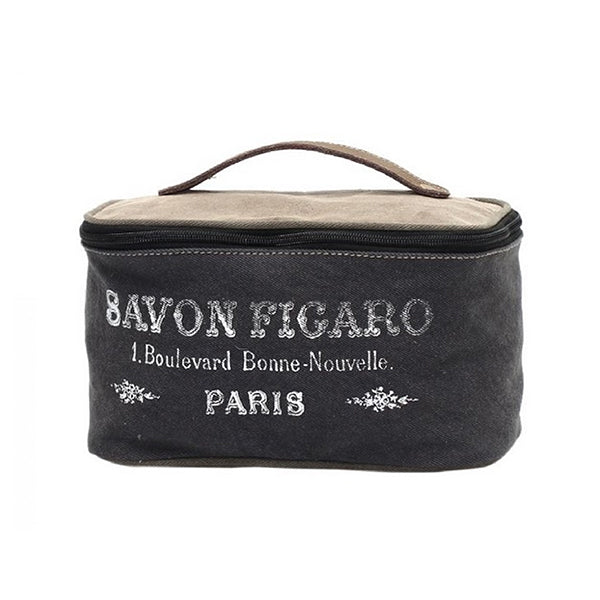 Savon Figaro Shaving Kit Bag, Medium, Myra Bag S-1118, Main