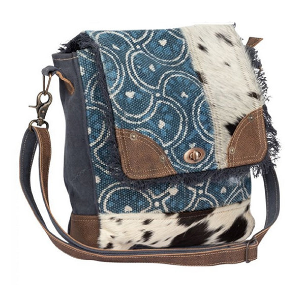 Go Wild Shoulder Bag, Medium, Myra Bag S-2122, Side view
