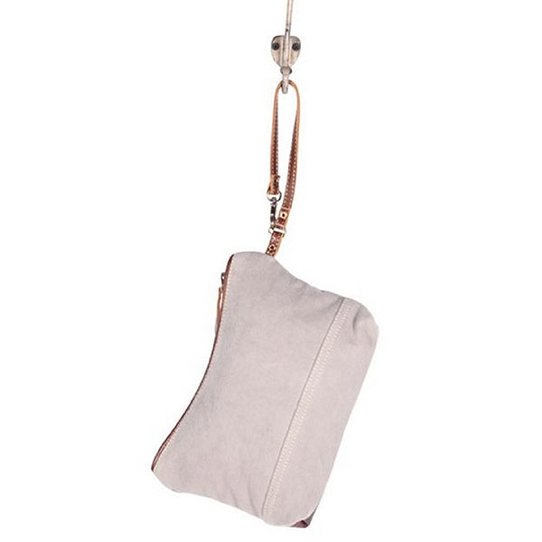 Traveler's Choice Pouch, Small, Myra Bag S-1912, Back view
