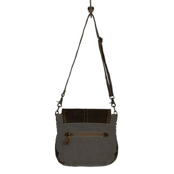 Winner Small & Crossbody Bag, Small, Myra Bag S-2105, Back view