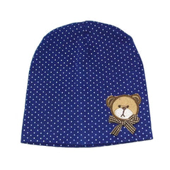 Baby and Toddler Blue Beanie Hat - Gifts Are Blue - 5