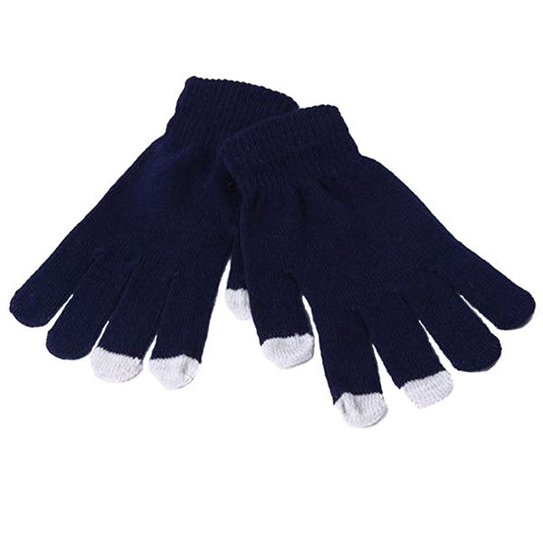 Unisex Touch Gloves for Smartphones and Tablets - Gifts Are Blue - 2