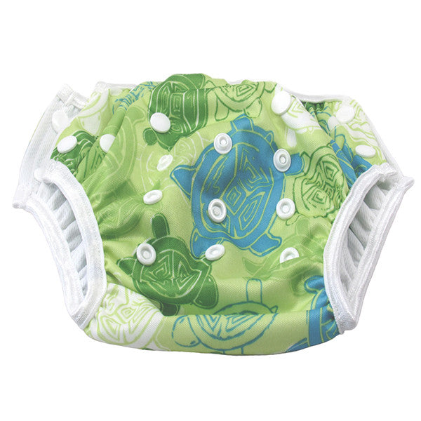 2 Pack Leakproof Reusable Swim Diapers, 0 to 3 years - Gifts Are Blue - 8