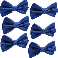 Bow Tie Packages for Wedding and Formal Events, Pre-Tied - Gifts Are Blue - 2